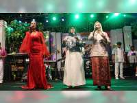 Bupati Bojonegoro Turut Meriahkan Malam Resepsi Hari Jadi Blora ke 269