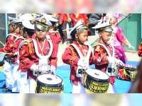 PDBI Bojonegoro Gelar Kejuaraan Drum Band Bupati Cup 2018