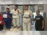 Atlet Judo Bojonegoro Raih 8 Medali di Kejurprov Judo Senior Jawa Timur 2018 di Surabaya