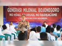 Kapolres Bojonegoro: Cerdas dan Bijak dalam Menggunaan Medsos