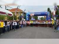 Juara Lomba Lari Blora Run 2018, Didominasi Pelari Luar Jawa Tengah