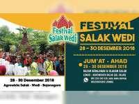 Festival Salak Wedi Bojonegoro, Sajikan Kearifan Lokal