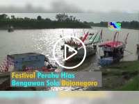 Festival Perahu Hias, Bengawan Solo Bojonegoro