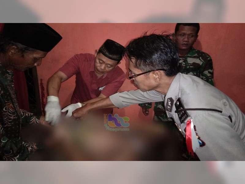 Sekdes Sambongrejo Sumberrejo, Meninggal Dunia Tersengat Listrik di Malam Tahun Baru