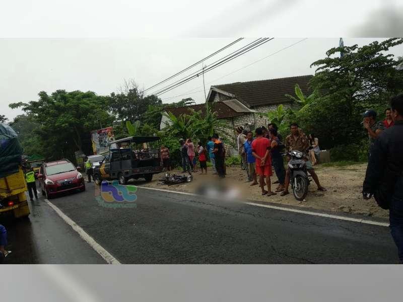 Motor Tabrak Avanza di Baureno Bojonegoro, Seorang Pelajar Meninggal Dunia