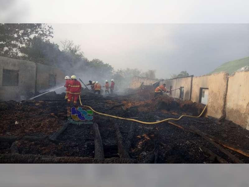 Tahun 2018 di Bojonegoro Terjadi 165 Kasus Kebakaran, Total Kerugian Capai Rp 6,6 Miliar