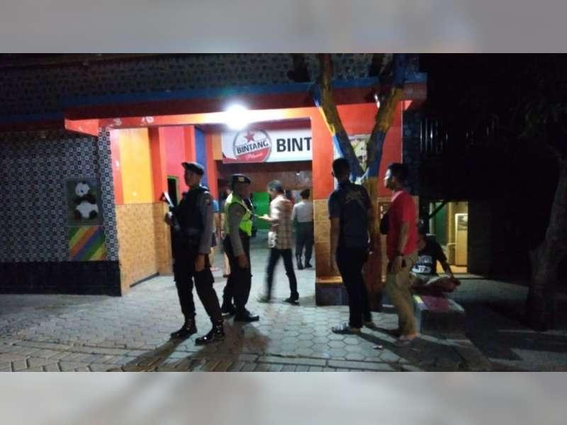 Patroli di Bojonegoro, Aparat Tidak Temukan Sajam, Senpi, Handak, Miras dan Narkoba