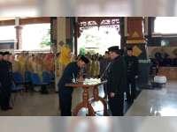 Lantik 153 ASN, Bupati Tuban Minta Pejabat Yang Baru Dilantik Beri Pelayanan Maksimal
