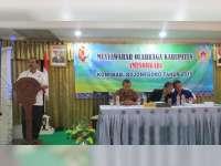 Mosi Tidak Percaya, Ketua KONI Bojonegoro Dilengserkan