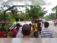 Seorang Bocah di Sumberrejo Bojonegoro Tewas Tertabrak Mobil