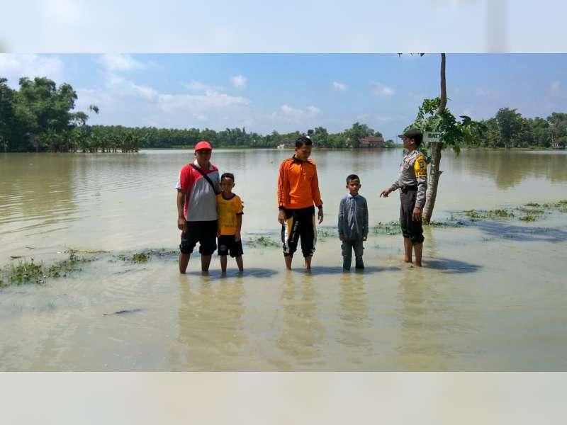Banjir Bandang Juga Terjadi di Kecamatan Kepohbaru dan Sukosewu Bojonegoro