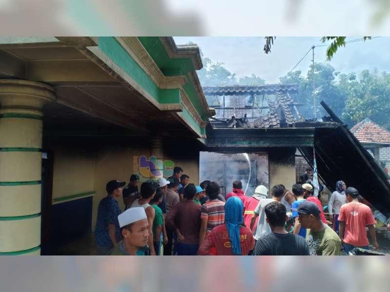 Korban Kebakaran di Tuban yang Meninggal, Karena Terjebak di Dalam Toko