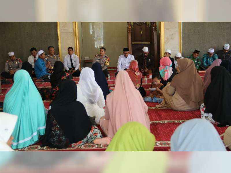 Bhayangkari Cabang Bojonegoro Gelar Pembinaan Rohani