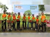 PPSDM Tanam 5.000 Pohon di Kawasan Mentul Cepu