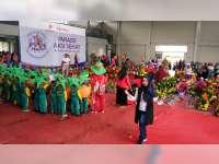 EMCL Bersama STIKes ICsada Bojonegoro, Gelar Parade Aksi Sehat