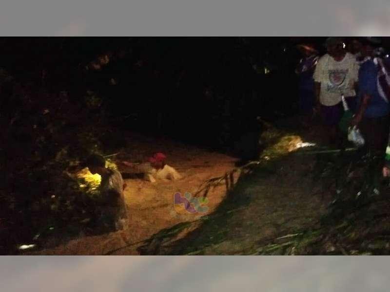 Korban Hanyut di Sungai Gondang Bojonegoro Belum Ditemukan