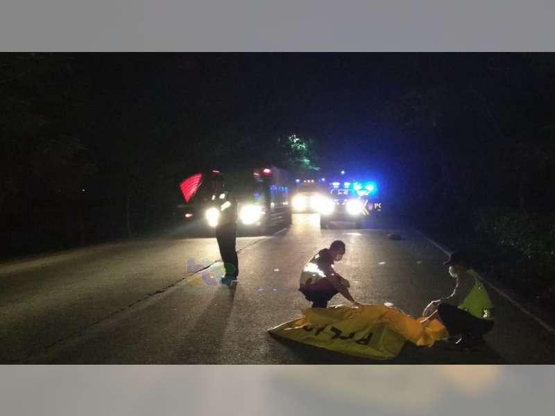 Mayat Mr X Ditemukan di Jalan Raya Baureno Bojonegoro
