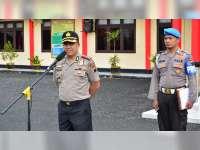 Antisipasi Teror Pembakaran Motor, Kapolres Blora Tingkatkan Patroli