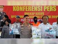 Produksi dan Jual 'Pil Dengkul', 2 Orang  Warga Sumberrejo Bojonegoro Ditangkap Polisi