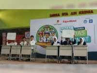 Final LCC MIPA Bojonegoro 2019 Berlangsung Seru