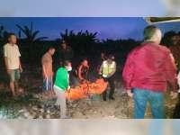 Warga Dander Bojonegoro Tewas Tertabrak Kereta Api, Diduga Bunuh Diri
