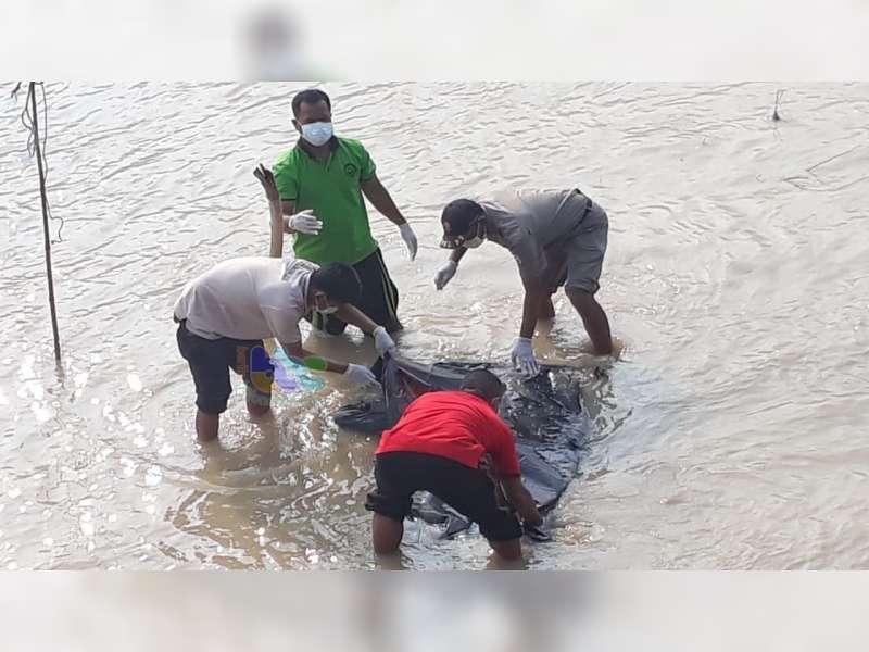 Mayat Diduga Warga Tuban yang Terjun ke Bengawan Solo, Ditemukan di Kanor Bojonegoro