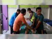 Kecelakaan Motor di Kanor Bojonegoro, Seorang Pengendara Luka Berat