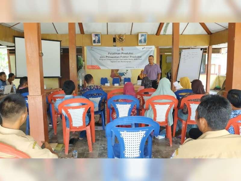 Sasar Peningkatan Produksi Telur, PEPC Gelar Program Pelatihan Terpadu