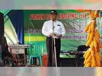 Dirjen PKH Perkenalkan Mesin Pengering Jagung Pada Petani Jagung di Blora