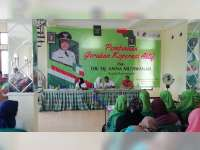 Bupati Bojonegoro Laksanakan Pembinaan Gerakan Koperasi Aktif di Kasiman