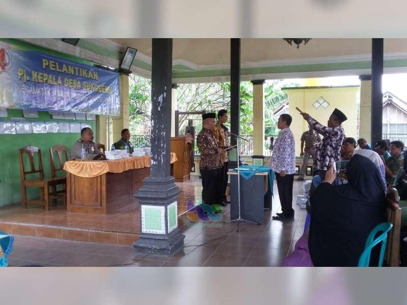 Terjerat Kasus Hukum, Kepala Desa Sukosewu Bojonegoro Diisi Pejabat Sementara