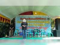 Bupati Bojonegoro Hadiri Puncak Peringatan HPN di Dander