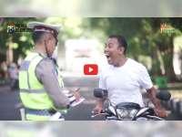 Polisi di Bojonegoro Sosialisasi Keselamatan Berlalulintas Melalui Video Parodi