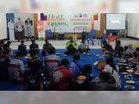 Sat Lantas Polres Bojonegoro Sosialisasikan MRSF Melalui Acara Ngobras