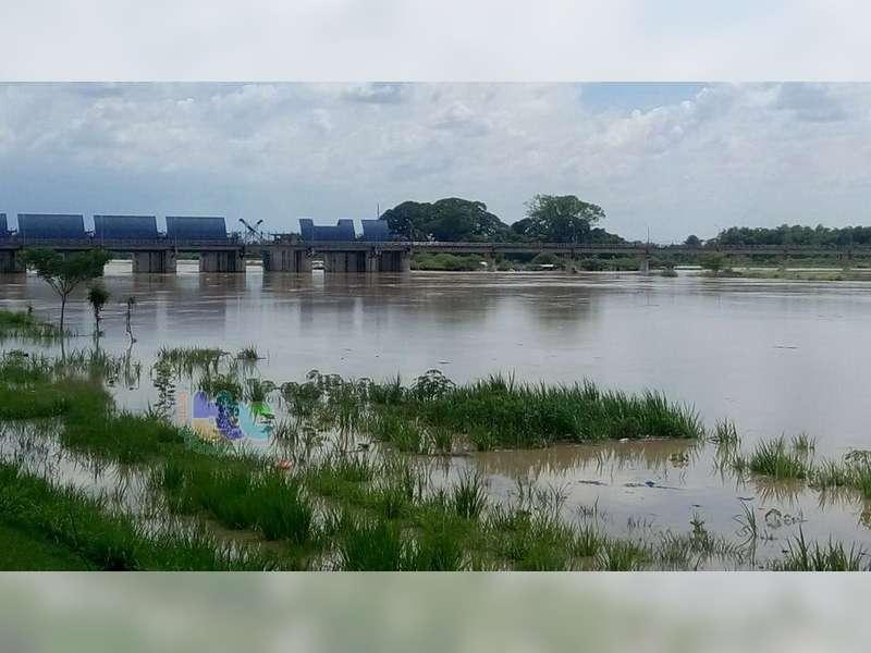 Banjir Bengawan Solo di Bojonegoro Masih Berpotensi Meningkat