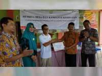 PEPC Salurkan Akses Sanitasi Bagi Warga Kaliombo Bojonegoro