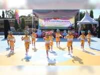 Peringati HUT YKB ke-39, Bhayangkari Polres Bojonegoro Gelar Lomba Untuk Anak-Anak