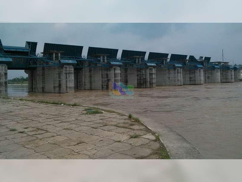 TMA Bengawan Solo di Bojonegoro Kota di Bawah Siaga, Masyarakat Diharap Tetap Waspada
