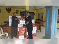 BPBD Bojonegoro Salurkan Bantuan Pada Warga Terdampak Banjir