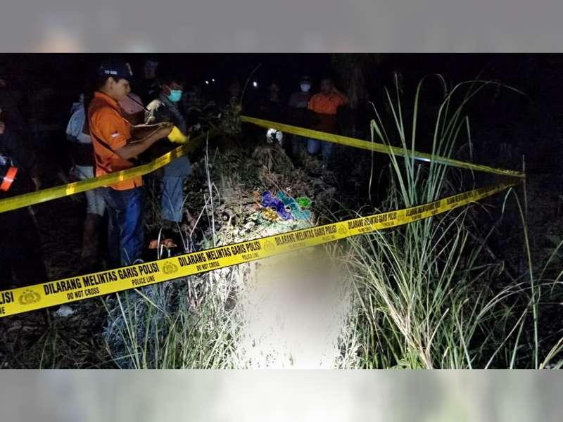 Mayat Warga Gayam Ditemukan di Pinggir Sungai Gandong di Purwosari Bojonegoro