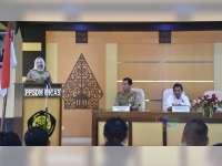 Bupati Bojonegoro Hadiri Pembukaan Diklat di PPSDM Migas Cepu Blora