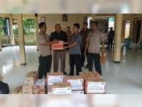 BPBD Bojonegoro Kembali Salurkan Bantuan dari Para Donatur, Untuk Korban Banjir