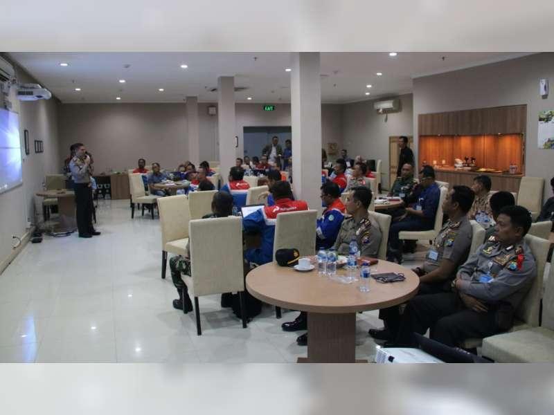 Kapolres Bojonegoro Paparkan Situasi Kamtibmas di Sekitar Proyek JTB