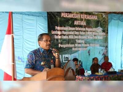 Pertamina EP Asset 4 Field Cepu, Revitalisasi Wana Wisata Kedungpupur Blora
