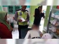 Hindari Penyeberang Jalan, Grand Tabrak Scoopy di Ngraho Bojonegoro, 4 Orang Luka-Luka