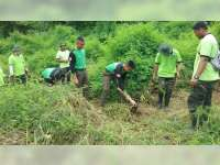 Lestarikan Hutan, IKA SKMA Cabang Blora Gelar Gerakan Tanam Pohon Bersama