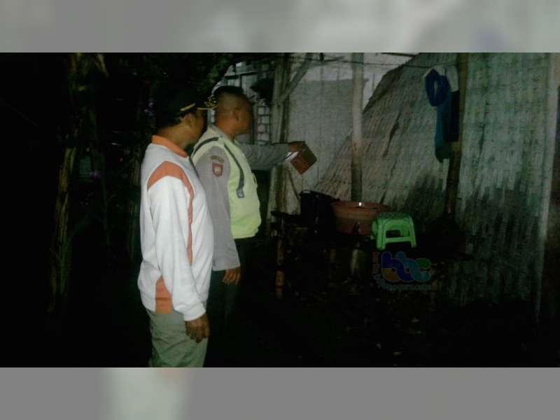 Diterjang Angin Kencang, Belasan Rumah Warga di Kanor Bojonegoro Rusak