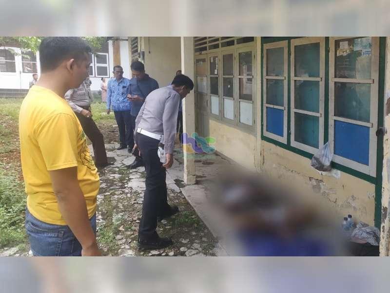 Mayat Mr X Ditemukan Warga di Pinggir Jalan Sawunggaling Bojonegoro