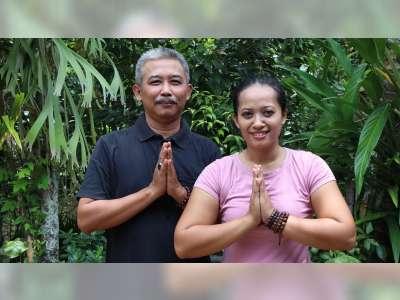 Purwadi Setyanto, Melalui Paguyuban Kembang Seroja Populerkan Senam Yoga di Blora
