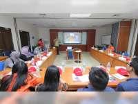 Mahasiswa ITS Surabaya Kunjungi Lapangan Migas Banyu Urip Blok Cepu di Bojonegoro